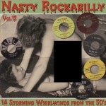 LP - VA - Nasty Rockabilly Vol. 12