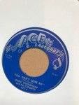 Single - Gene Thompson - You Don't Love Me , Won't You Let Me Know
