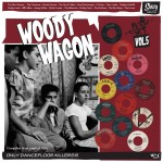LP - VA - Woody Wagon Vol. 5 - Only Dancefloor Killers - Compiled from original 45's