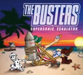 CD - Busters - Supersonic Eskalator