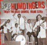 CD - VA - R&B Humdingers Vol. 11