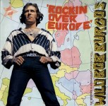 LP - Wild Bob Burgos - Rockin ' over Europe