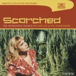 CD - Cari Lee & the Contenders - Scorched