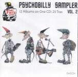 CD - VA - Psychobilly Sampler Vol. 2