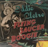 CD - Eddie Cletro - Flying Saucer Boogie