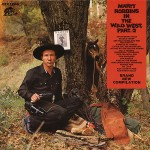 LP - Marty Robbins - In The Wild West