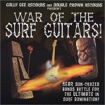 CD - VA - War of The Surf Guitars