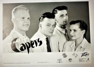 Poster - Ike And The Capers