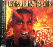 CD - Frenzy - Dirty Little Devils