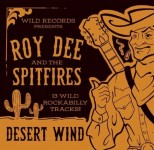 CD - Roy Dee and the Spitfires - Desert Wind