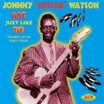 CD - Johnny Guitar Watson - Hot Just Like TNT