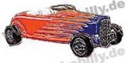 Cabrio Hot Rod -