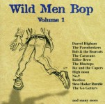 CD - VA - Wild Men Bop Vol. 1