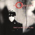 Single - Roy Orbison - She s a Mystery to me, Crying