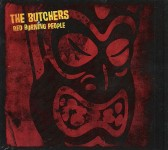 CD - Butchers - Red Burning People