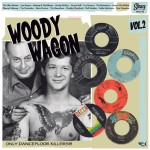LP - VA - Woody Wagon Vol. 2 - Only Dancefloor Killer - Compiled from original 45's