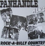 10inch - Panhandle Alks - Rock A Billy Country