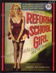 Poster DIN A3 - Reform School Girl