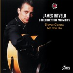 Single - James Intveld & The Honky Tonk Palomino's - Never Gonna Let You Go