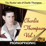 CD - Charlie Thompson - The Rockin' Side of..