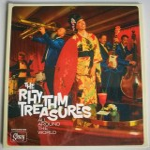 CD - Rhythm Treasures - All Around The World