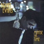 CD - Brian Evans - Maybe This Time