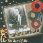 CD - Donnie Bowser - Got The Best Of Me
