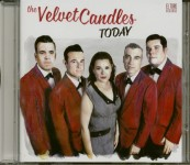 CD - Velvet Candles - Today