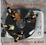 LP - Rockin Cracks - Just Playing Rock and Roll