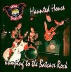 Single - VA - Gravestompers - Haunted House, Wyldfyre - Born To Rock