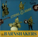 LP - Barnshakers - String-O-Rama