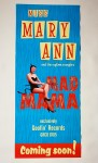 Poster - Miss Mary Ann - Mad Mama