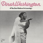 LP - Dinah Washington - If You Don't Believe (1946-54)