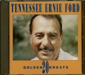 CD - Tennessee Ernie Ford - 20 Golden Greats