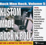 CD - VA - Rock Men Rock Vol. 5 - Kustom Made Rock'n'Roll