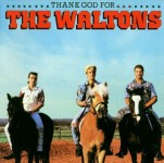 LP - Waltons - Thank God for the Waltons