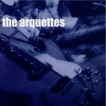 CD - Arquettes - self titled