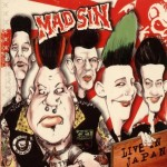 CD - Mad Sin - Live In Japan