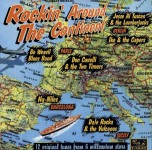 10inch - VA - Rockin' Around The Continent (Nu Niles, Dale Rocka, Randy Rich, Bo Weavil, Jesse Al Tuscan...)