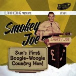 CD - Smokey Joe - Suns First Boogie-Woogie Country Man!