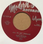 Single - Boyd Gilmore - All In My Dreams / Take A Litlle Walk With Me
