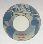 Single - Mac Self - Mad At You / Jimmy Brown