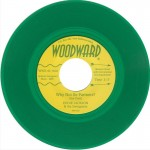 Single - Eddie Jackson & The Swingsters, Weyer Marv with Eddie Jackson - Why Not Be Partners ?, Bones Boogie