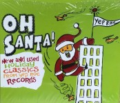 CD - VA - Oh Santa! - New And Used Holiday Classics From Yep Roc Records