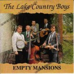 CD - Lake Country Boys - Empty Mansions