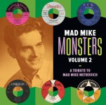 LP - VA - Mad Mike Monsters Vol. 2 (Gatefold!)