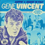 Single - Gene Vincent - Boppin' And Shakin' In Italy