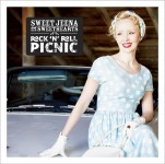 LP - Sweet Jeena and her Sweethearts - Rock'n'Roll Picnic + CD