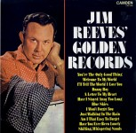 LP - Jim Reeves - Golden Records