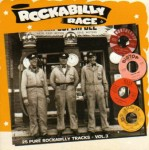 CD - VA - Rockabilly Race Vol. 3